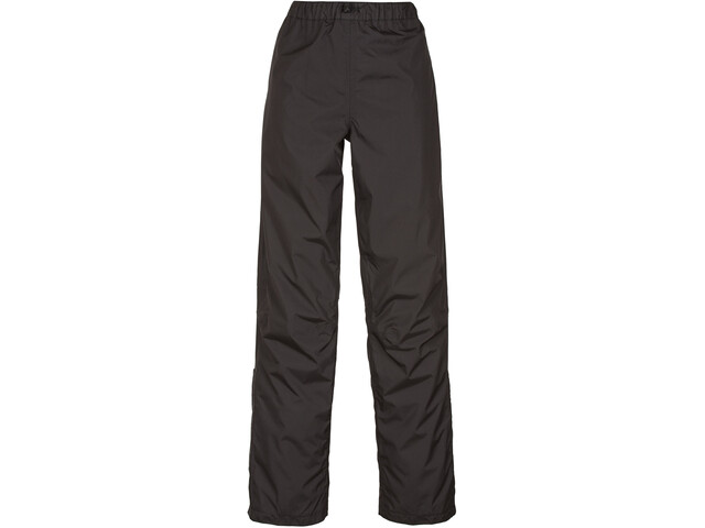 VAUDE Fluid Bukser Damer, black
